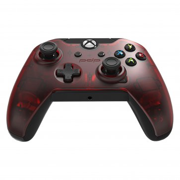 Xbox One Wired Controller Red
