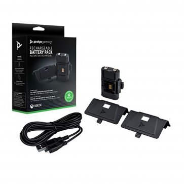 A Xbox Series X - Rechargeable Battery Pack