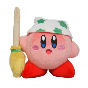 """Kirby 5"""" Cleaning Plush"""