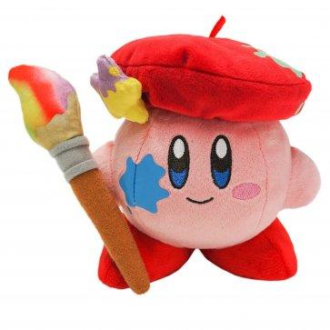 "Kirby 5"" Artist Plush"