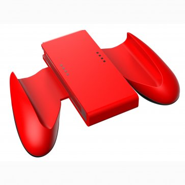 Switch Joy-Con Comfort Grip - Red