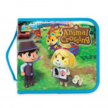 DS Folio Case - Animal Crossing