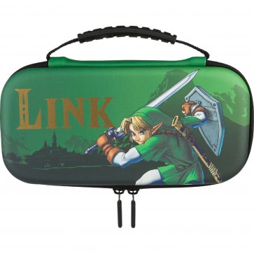 Switch Protection Case Kit - Hyrule Link