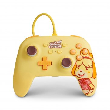 Switch Enhanced Wired Controller - Animal Crossing Isabelle