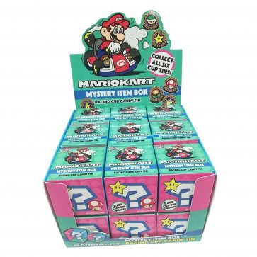 Mario Kart Blind Box - Fruit Flavored Candy
