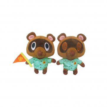 Animal Crossing: New Horizons - Timmy and Tommy Plush - 2 Pk