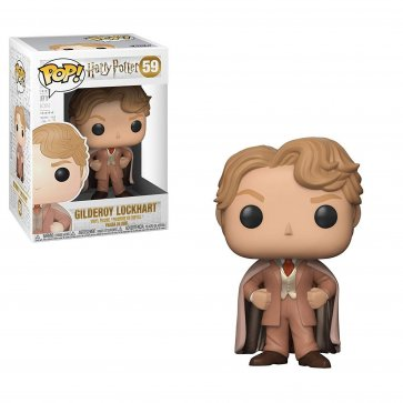 Gilderoy Lockhart POP! Vinyl Figure