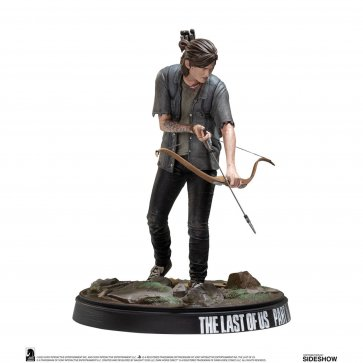 The Last of Us Part II - Ellie with Bow Figure