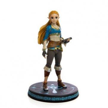 """F4F Breath of the Wild Zelda 11"""" Statue"""