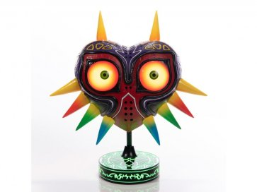 "F4F Legend of Zelda Majora's Mask 12""PVC Collector's Edition"