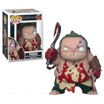 Pudge w/ Cleaver POP! Vinyl Figure