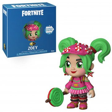 Fortnite Zoey 5 Star Vinyl Figure