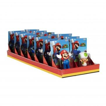 . Nintendo Super Mario Checklane Wave 30 - 14PC PDQ