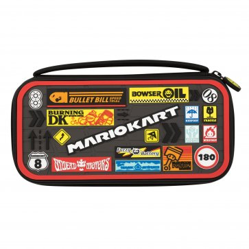 Switch Deluxe Console Case Mario Kart Edition