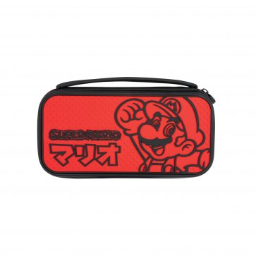 Switch Deluxe Console Case - Mario Kana Edition