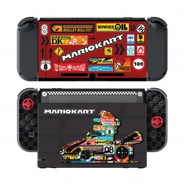 Switch Play and Protect Skins - Mario Kart Edition