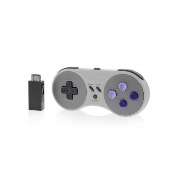 Super Miniboss Wireless Controller for SNES Classic Edition