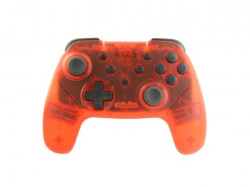 Wireless Core Controller for Nintendo Switch - Red
