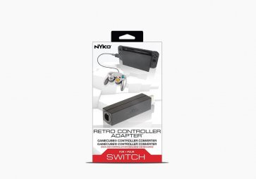 Switch Retro Controller Adapter for Gamecube Controller
