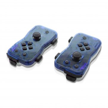 Dualies for Nintendo Switch - Blue/White