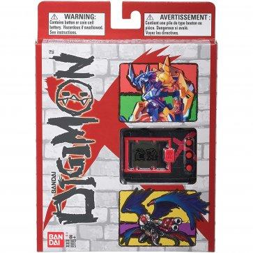 . Digimon X Bandai Digivice Virtual Pet Monster - Black and Red