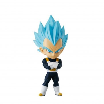 Chibi Masters: Dragon Ball: Super Saiyan Blue Vegeta 3""