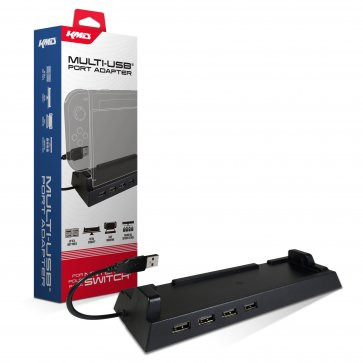 KMD Multi-USB Port Adapter for Switch