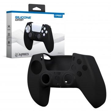 Silicone Grip for DualSense PS5 Controller - Black