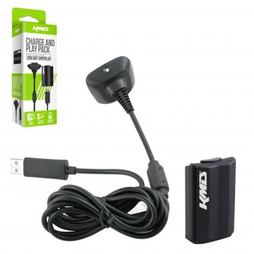 Xbox 360 Charge and Play Pack
