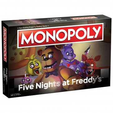 Five Nights at Freddy's Monopoly