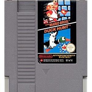 Super Mario Bros and Duck Hunt Combo NES Cartridge (Used)