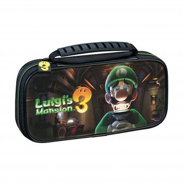 A Luigi's Mansion 3 Deluxe Travel Case - Switch Lite