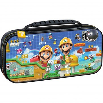 A Switch Super Mario: Maker2 Deluxe Travel Case