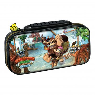 Switch Donkey Kong Tropical Freeze Deluxe Travel Case