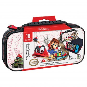 Switch Super Mario: Odyssey Deluxe Travel Case