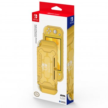 Hori Switch Lite Hybrid System Armor - Yellow