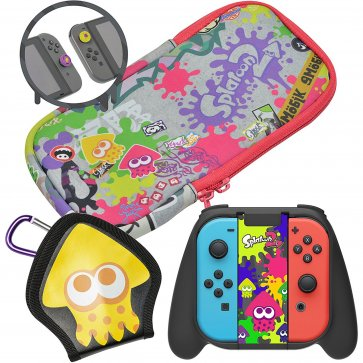 Switch Splatoon 2 Deluxe Splat Pack