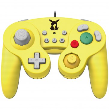 Switch Battle Pad Wired Controller - Pikachu (Hori)