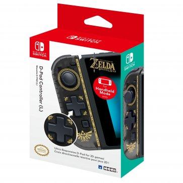 Switch D-Pad Controller - Zelda (Hori)