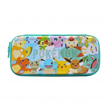 Hori Switch Vault Case - Pikachu and Friends