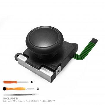 Analog Stick Replacement Kit - Black