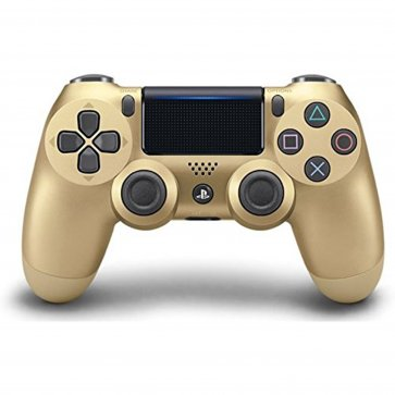 PS4 DualShock 4 Wireless Controller - Gold