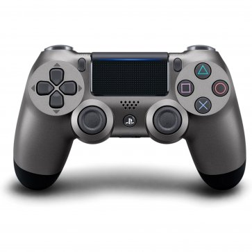 PS4 DualShock 4 Wireless Controller Steel Black