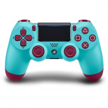 PS4 DualShock 4 Wireless Controller - Berry Blue - LATAM