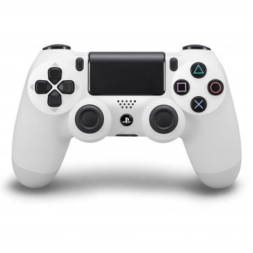 PS4 DualShock 4 Wireless Controller - Glacier White - LATAM