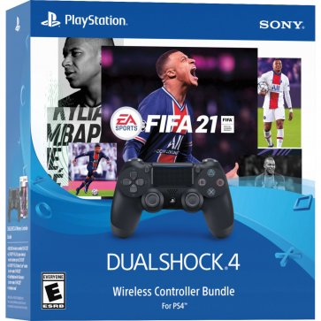 PS4 - FIFA 21 DualShock 4 Controller Bundle
