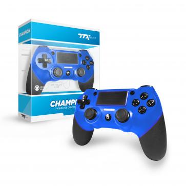 TTX Wireless Pro Controller Blue