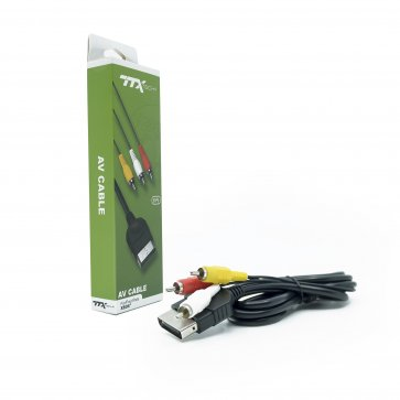 TTX Tech AV Cable for Xbox