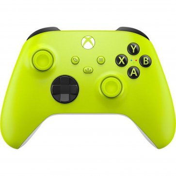 Xbox Series X Wireless Controller - Electric Volt