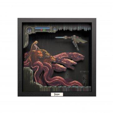 Pixel Frames - Castlevania - Scylla Boss Fight